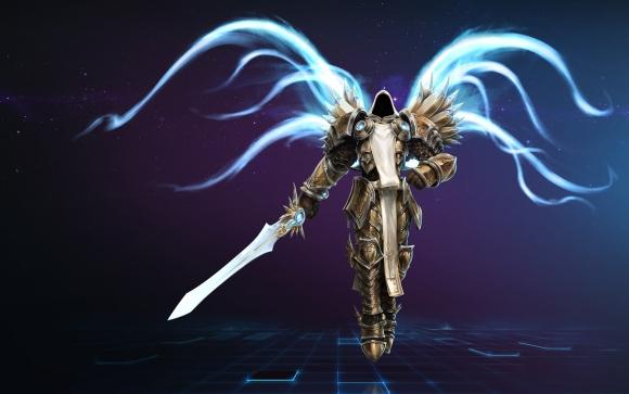 Blizzard Présente Officiellement Tyraël, L'archange De La