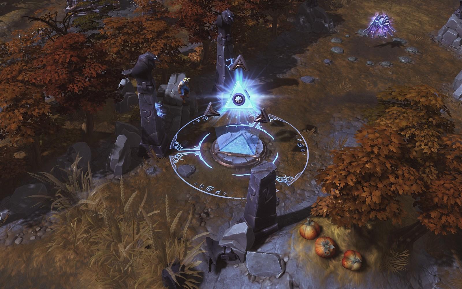 Screenshots des champs de bataille de Heroes of the Storm de la BlizzCon 2013