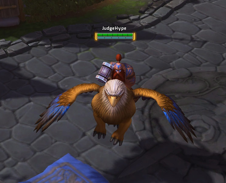 Falstad dans Heroes of the Storm.