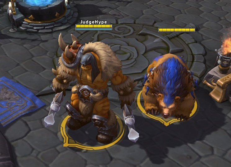 Rexxar dans Heroes of the Storm.