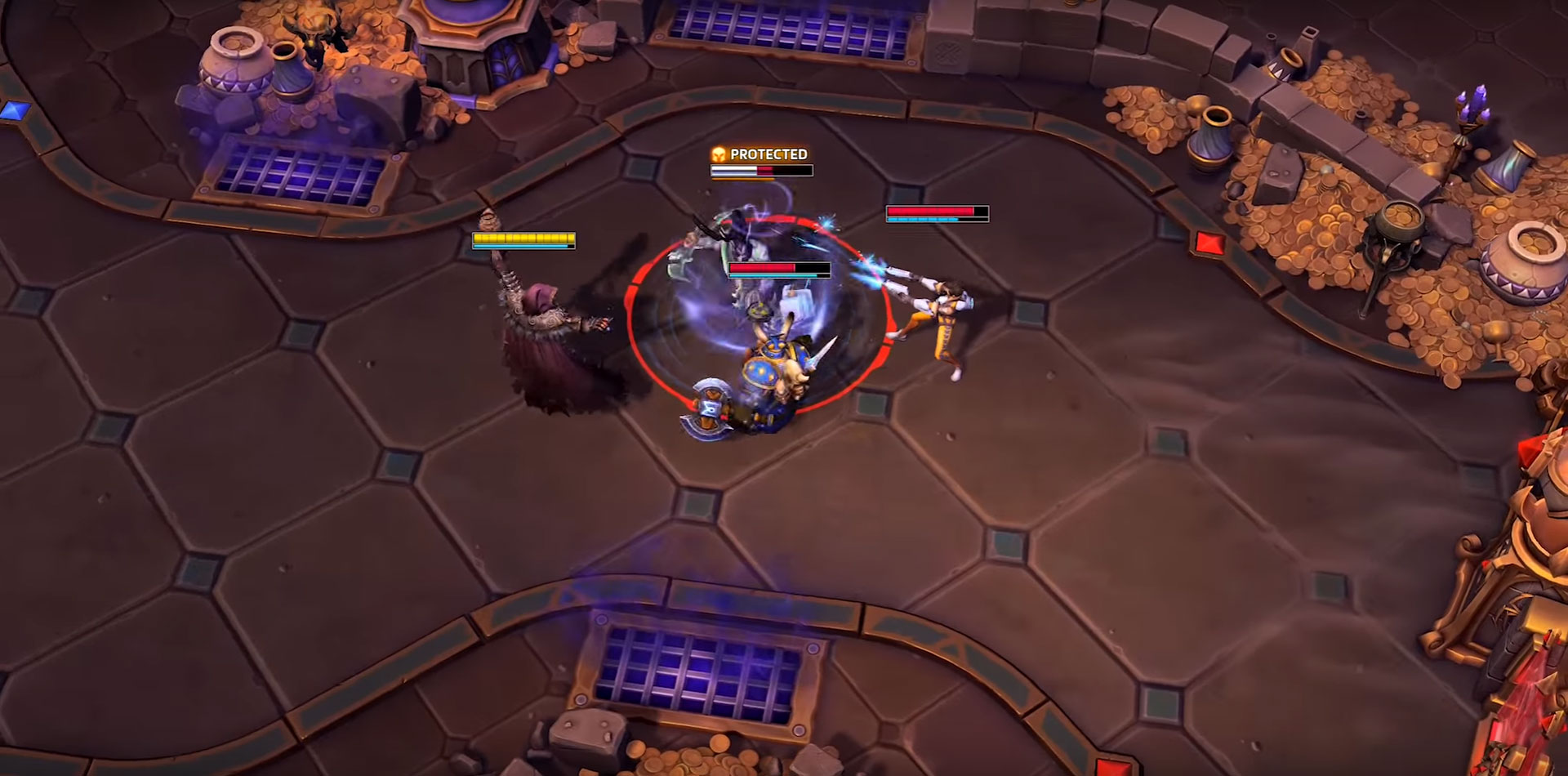 Medivh dans Heroes of the Storm.