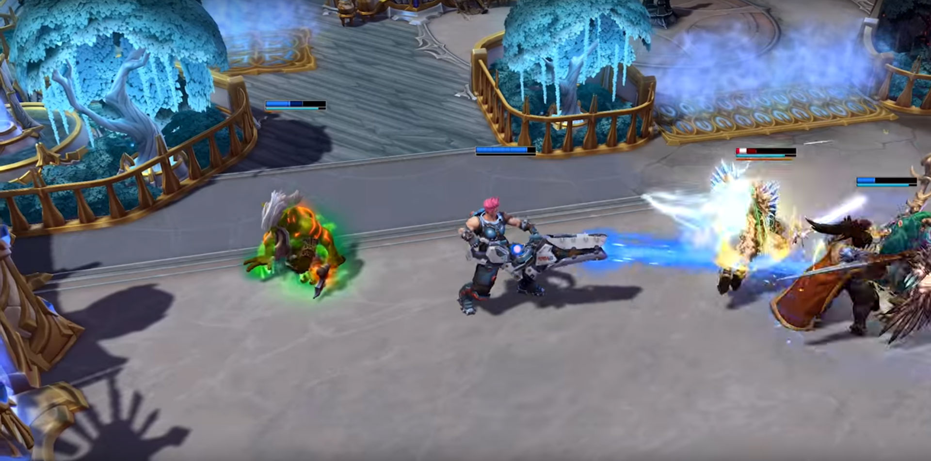 Zul'jin dans Heroes of the Storm.