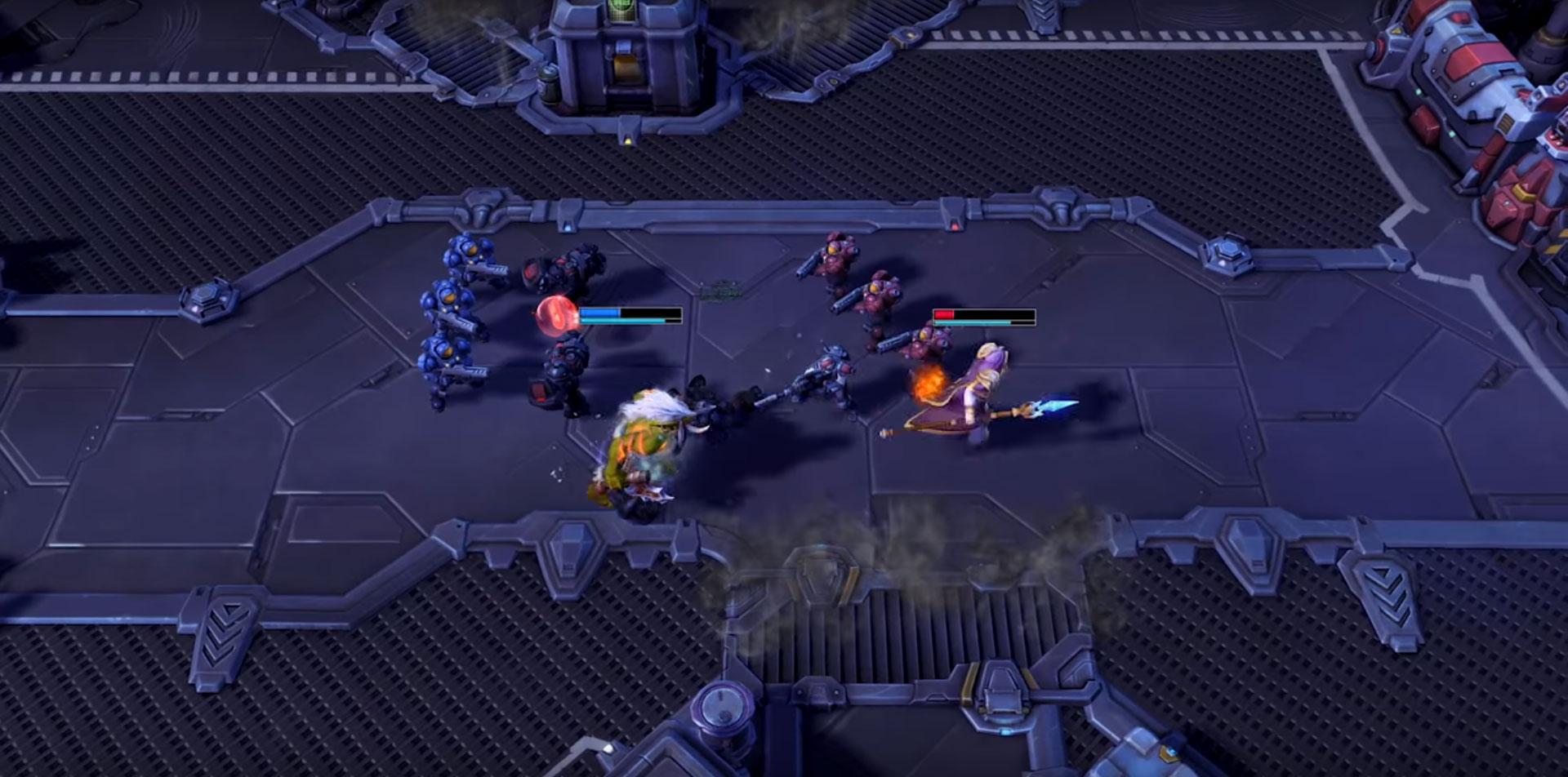 Zul'jin dans Heroes of the Storm.